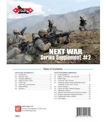 Next War: Series Supplement 2 - Insurgency