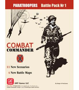 Combat Commander: Battle Pack 1 - Paratroopers (Inglés)