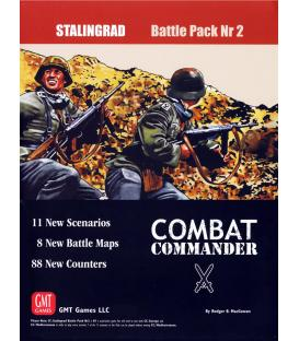 Combat Commander: Battle Pack 2 - Stalingrad (Inglés)