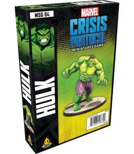 Marvel Crisis Protocol: Hulk (Inglés)