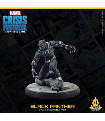 Marvel Crisis Protocol: Black Panther & Killmonger