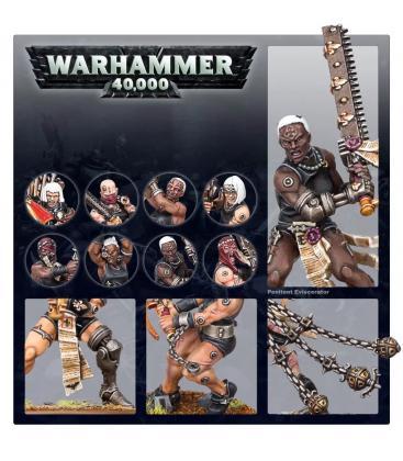 Warhammer 40,000: Adepta Sororitas (Repentia Squad)