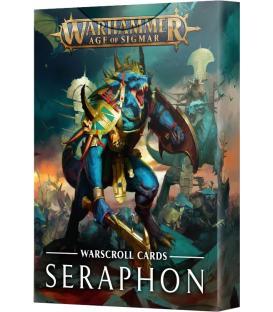 Warhammer Age of Sigmar: Seraphon (Cartas de Hojas de Unidad)