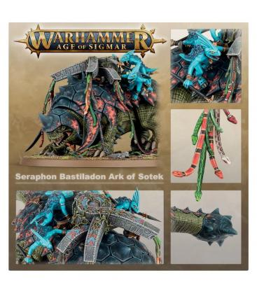 Warhammer Age of Sigmar: Skinks (Start Collecting!)
