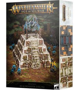 Warhammer Age of Sigmar: Seraphon (Realmshaper Engine)
