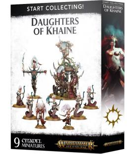 Warhammer Age of Sigmar: Daughters of Khaine (Start Collecting!)