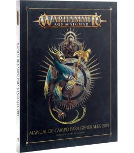 Warhammer Age of Sigmar: Manual de Campo para Generales 2019