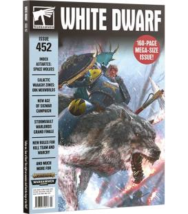White Dwarf: March 2020 - Issue 452 (Inglés)