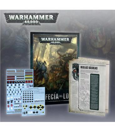 Warhammer 40,000: Profecía del Lobo