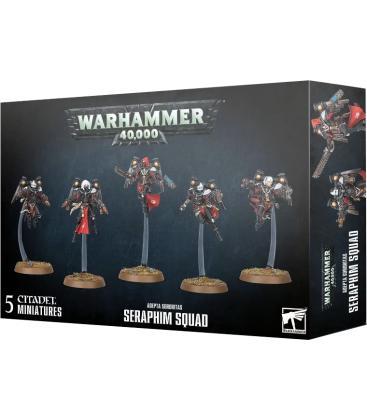 Warhammer 40,000: Adepta Sororitas (Seraphim Squad)