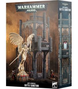 Warhammer 40,000: Adepta Sororitas (Battle Sanctum)