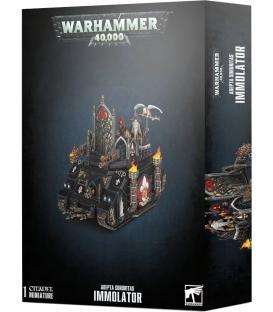 Warhammer 40,000: Adepta Sororitas (Immolator)