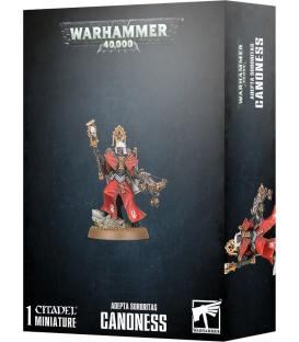 Warhammer 40,000: Adepta Sororitas (Canoness)