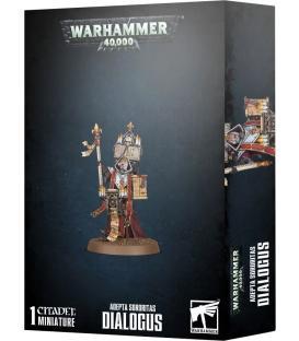 Warhammer 40,000: Adepta Sororitas (Dialogus)