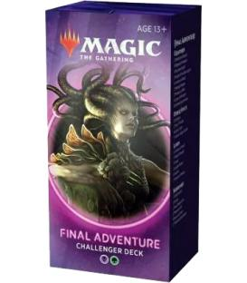 Magic the Gathering: Challenger Deck 2020 - Final Adventure (Inglés)
