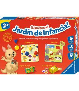 Método Montessori: Listo para el Jardín de Infancia