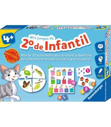 Método Montessori: Mis Juegos de 2º de Infantil