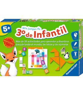 Método Montessori: Mis Juegos de 3º de Infantil