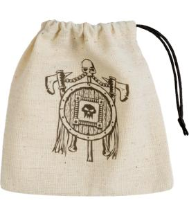 Bolsa Q-Workshop - Orc (Beige & Black)