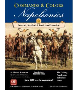 Commands & Colors Napoleonics Exp. 5 - Generals, Marshals, Tacticians (Inglés)