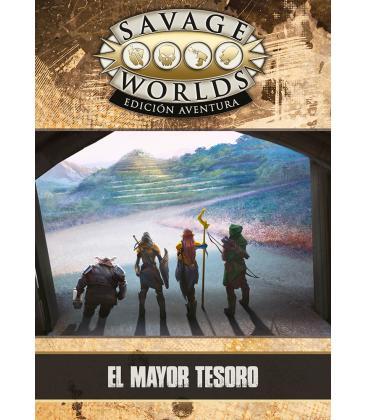 Savage Worlds: Edición Aventura (El Mayor Tesoro)