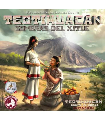 Teotihuacán: Sombras del Xitle