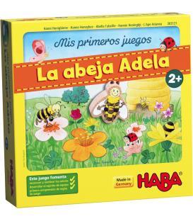 La Abeja Adela (Esquina Golpeada)