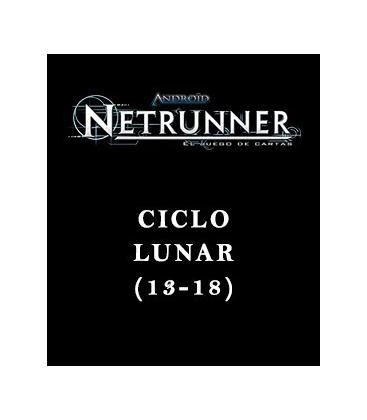 Android Netrunner LCG: Pack Ciclo Lunar (6 Capítulos)