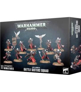 Warhammer 40,000: Adepta Sororitas (Battle Sisters Squad)