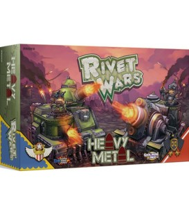 Rivet Wars Heavy Metal