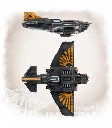 Aeronautica Imperialis: Imperial Navy (Thunderbolt Fighters)