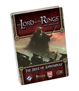 El Señor de los Anillos LCG: Siege of Annuminas (Inglés)