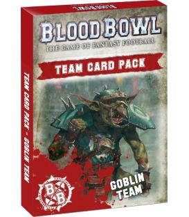 Blood Bowl: Goblin Team (Card Pack)