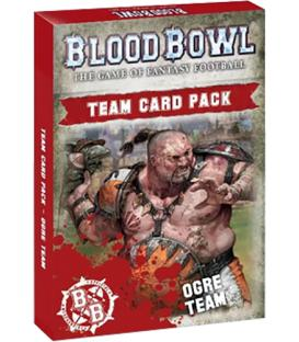 Blood Bowl: Ogre Team (Card Pack)