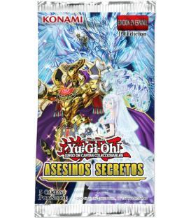 Yu-Gi-Oh! Asesinos Secretos (Sobre)