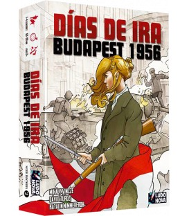 Días de Ira: Budapest 1956 (+ Carta Promo) (Pliegue en caja)
