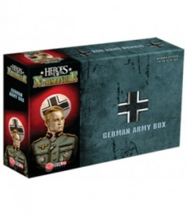 Heroes of Normandie: German Army Box (Inglés)