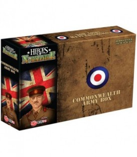 Heroes of Normandie: Commonwealth Army Box (Inglés)