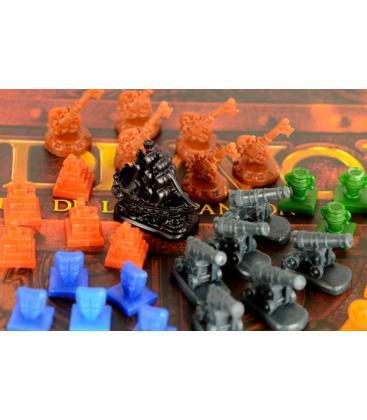 Endeavor: Miniaturas de Plástico (Add On)