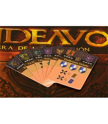 Endeavor: Dominio y Controla tu Destino (Micro-Expansión)