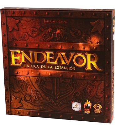 Endeavor: La Era de la Expansión (Deluxe)