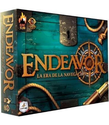 Endeavor: La Era de la Navegación