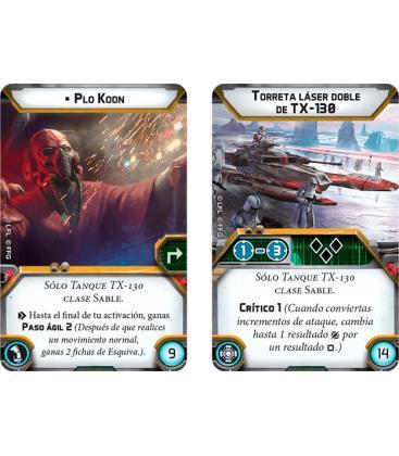 Star Wars Legion: Tanque TX-130 Clase Sable