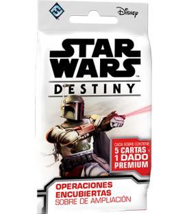 Star Wars Destiny: Operaciones Encubiertas (Sobre de Ampliación)