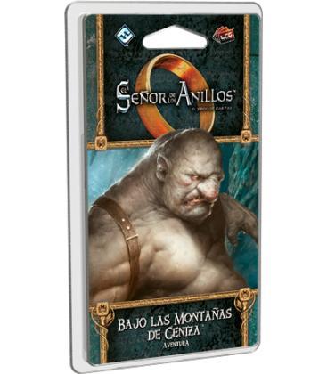 El Señor de los Anillos LCG: Bajo las Montañas de Ceniza / La Venganza de Mordor 4