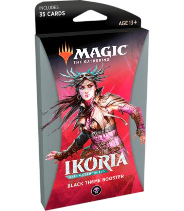 Magic the Gathering: Ikoria - Lair of Behemots (Black Theme Booster)