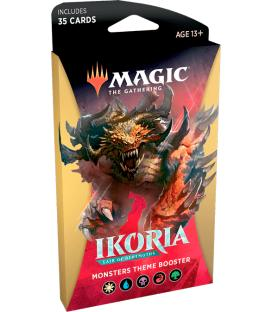 Magic the Gathering: Ikoria - Lair of Behemots (Monsters Theme Booster) (Inglés)