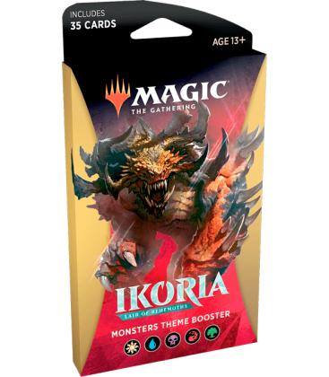 Magic the Gathering: Ikoria - Lair of Behemots (Monsters Theme Booster)