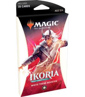 Magic the Gathering: Ikoria - Lair of Behemots (White Theme Booster) (Inglés)