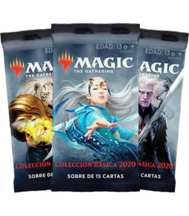 Magic the Gathering: Colección Básica 2020 (Sobre)